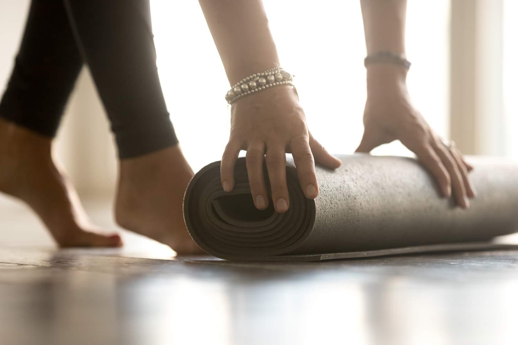 Mindful Hatha Flow Yoga - The Amethyst Cave